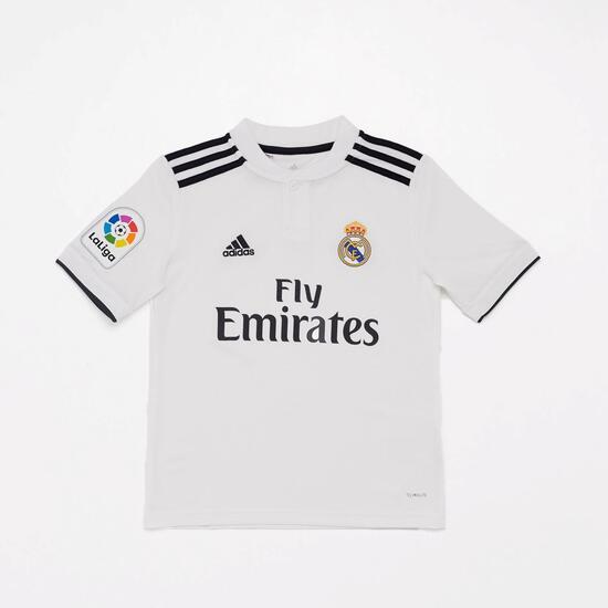 Camiseta Real Madrid 1ª Equipación Junior