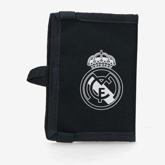 Cartera Velcro Real Madrid