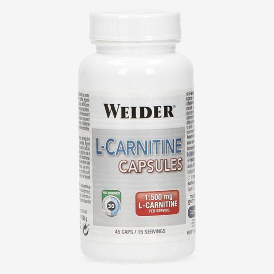 Cápsulas L-Carnitina