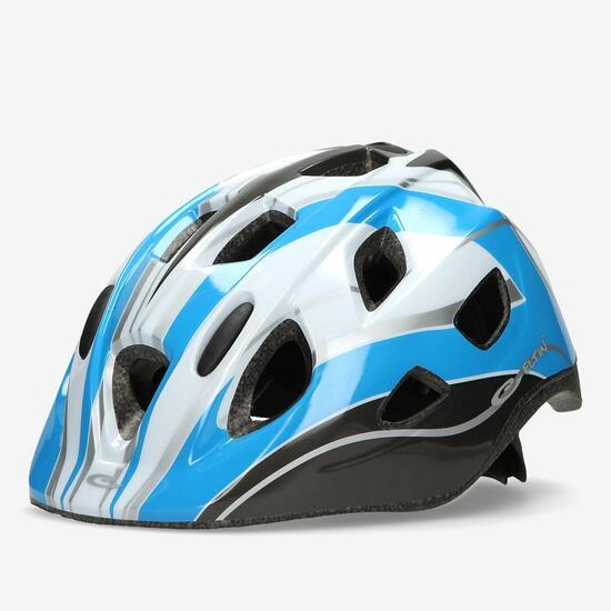 Casco Bici Niño Eltin Azul