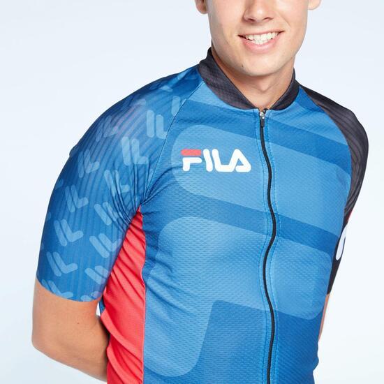 Maillot Ciclismo Fila Team
