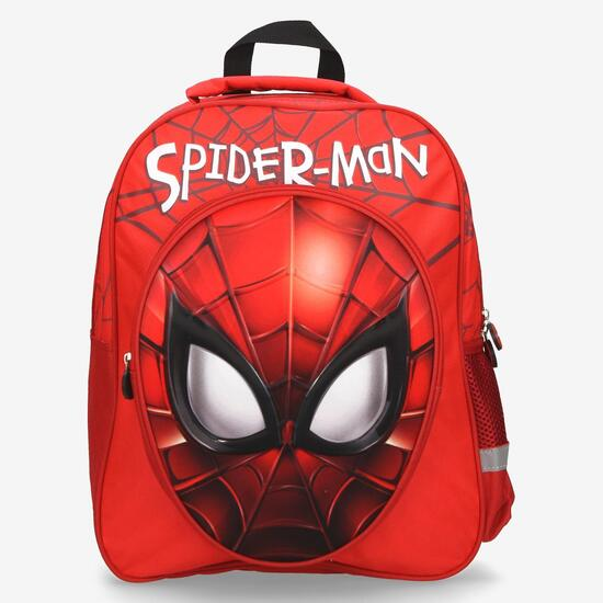 Mochila Spiderman Roja