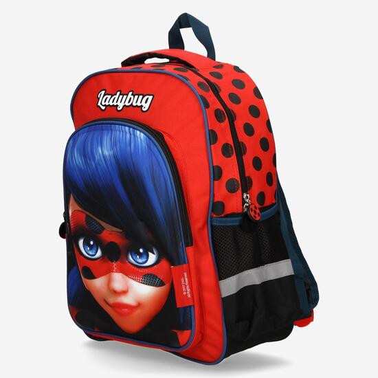 Mochila Ladybug Roja