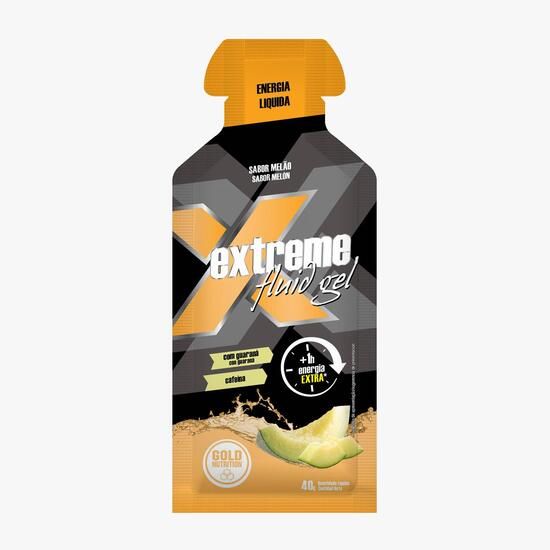 Gel Energizante Melón Gold Nutrition 40gr