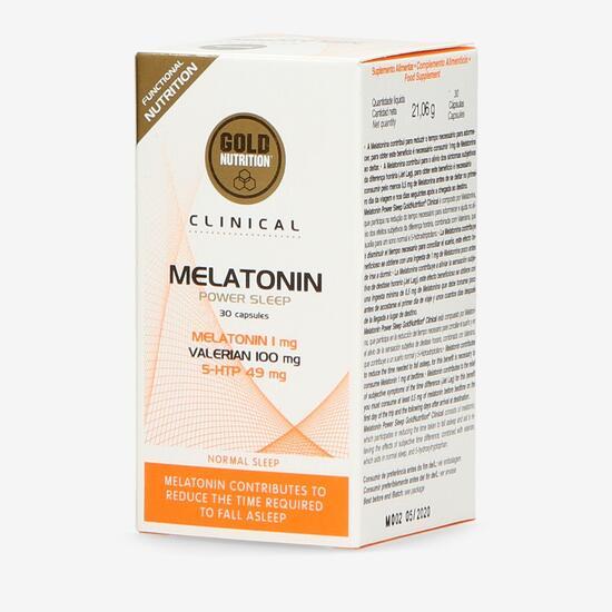 Melatonina Gold Nutrition 30cap