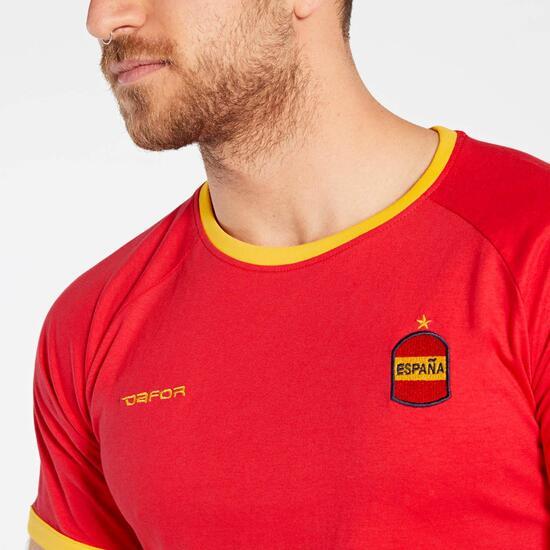 Camiseta Mundial España Dafor