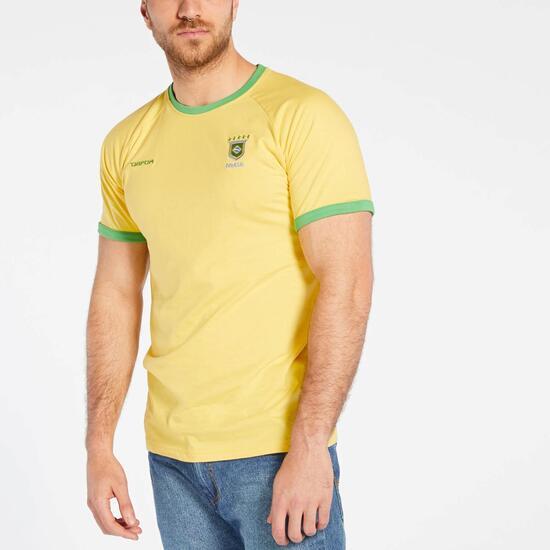 Camiseta Mundial Brasil Dafor