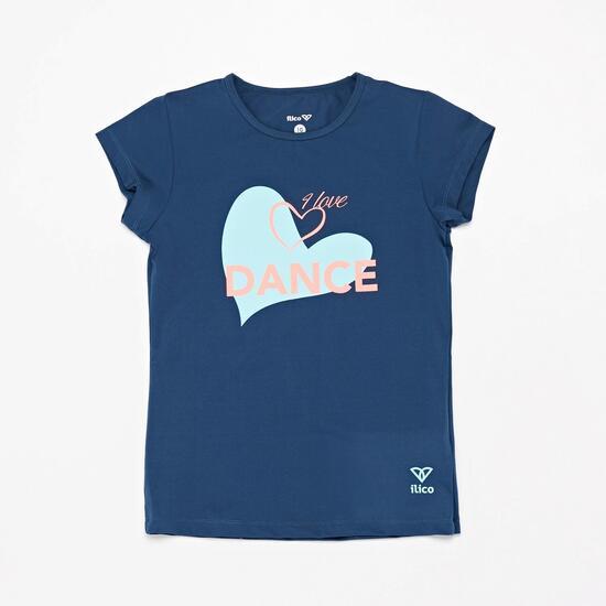 Camiseta Ilico Dance Junior