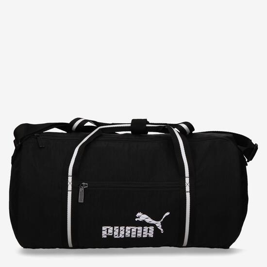 Bolsa Deporte Puma Corre Barrel - Negra - Bolsa gym  e6a2b492cd7