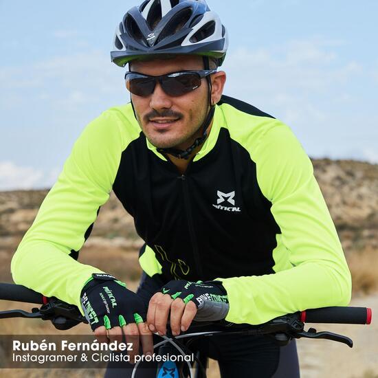 Maillot Ciclismo Mitical Plata