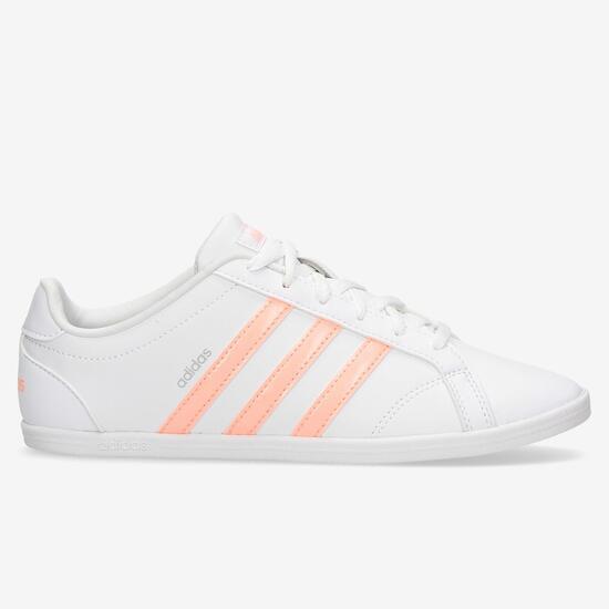 zapatillas mujer adidas blancas casual