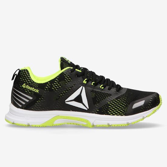 Reebok Negro Ahary Negro Reebok Amarillo zapatillas corriendo Hombre Sprinter 69d09e