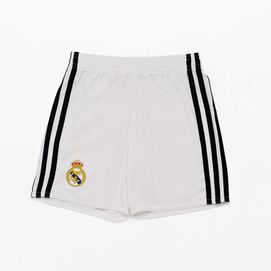 Conjunto 1ª Equipación Real Madrid Niño