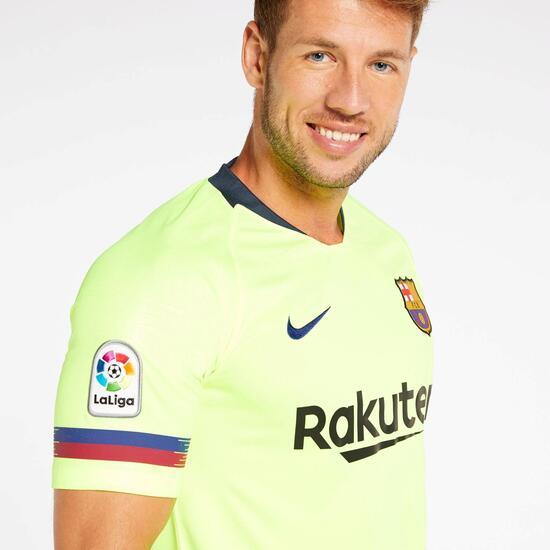 Camiseta 2ª Equipación FC Barcelona