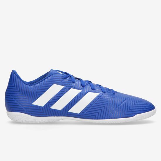 adidas Nemeziz Tango 18.4 Sala - Azul - Botas Fútbol Hombre  ce11988995950