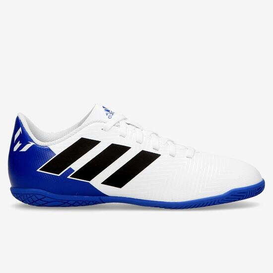 best service 1d99a 65ac6 Niño Nemeziz Fútbol Sala Tango Adidas Azules Sprinter Botas Messi x0qATW6wz