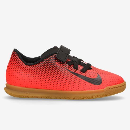 Botas Nike Bravata Fútbol Ii Sprinter Z8rqxwtz Niño Sala Rojo F1cJKl3uT5