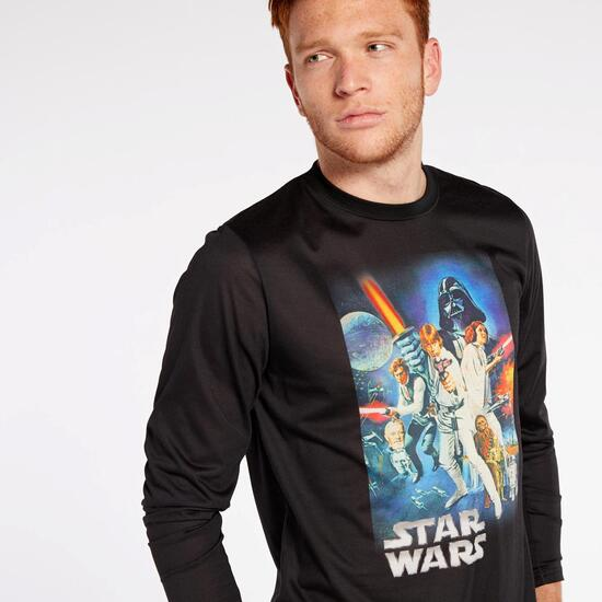 Camiseta Manga Larga Star Wars
