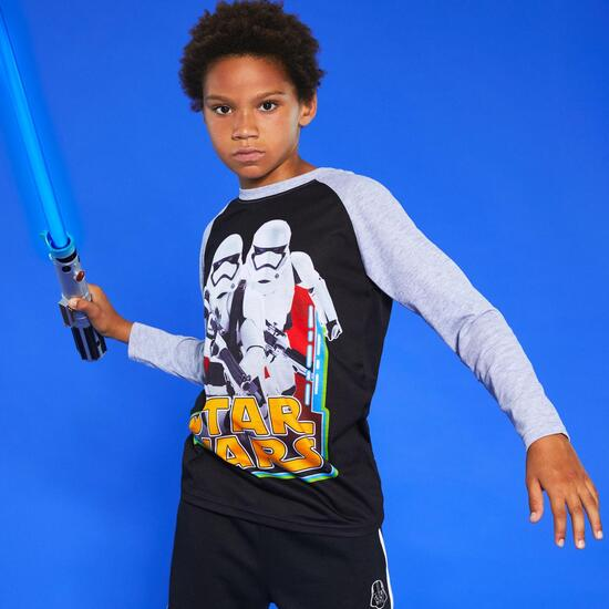 Camiseta Manga Corta Star Wars
