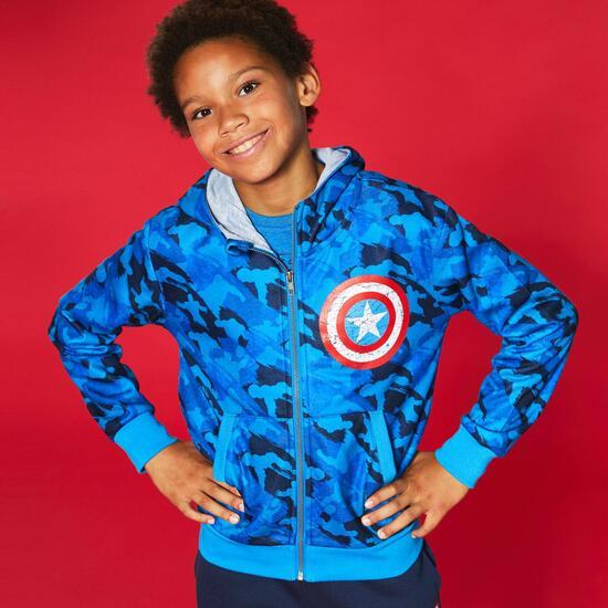 Chaqueta Capitán América