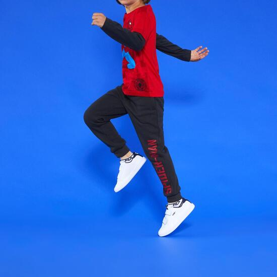Pantalón Jogger Spiderman