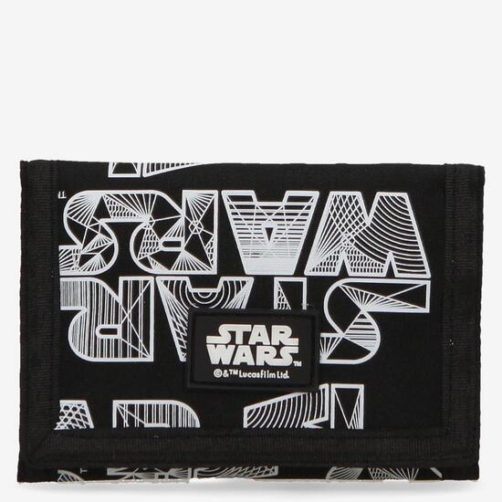 Cartera Velcro Star Wars