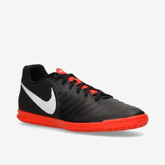 891928ba58f06 Nike Tiempo Legend Sala - Negro - Botas Fútbol Sala