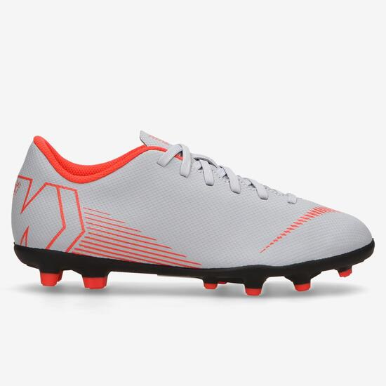 Nike Vapor 12 Club Niño - Beige - Botas Fútbol Niño  0112c071f8bd
