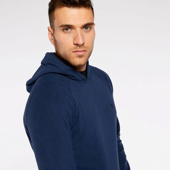 Sudadera Polar Up Basic Capucha Up Basic