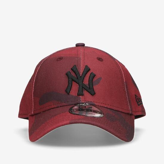 Gorra New Era NY Yankees - Roja - Gorra Hombre  3235198e68e