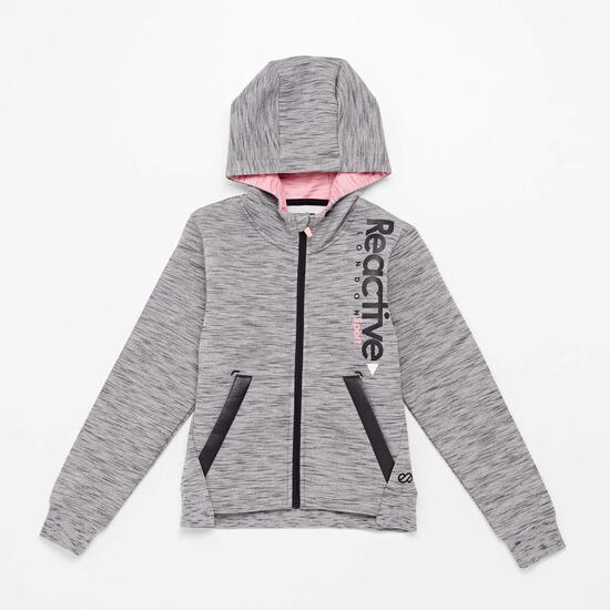 Sudadera Capucha Silver Pro Tech Junior
