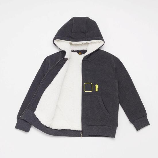 Sudadera Capucha Up Basic Niño