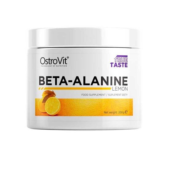 Beta-alanina - 200g - Natural