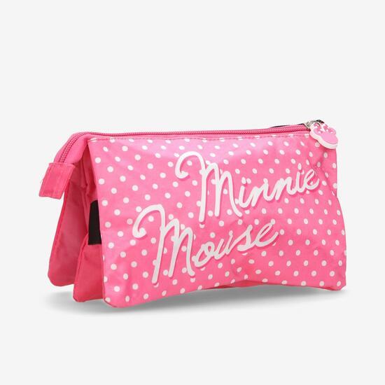 Estuche Escolar Minnie