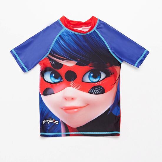 Camiseta Natación Lady Bug