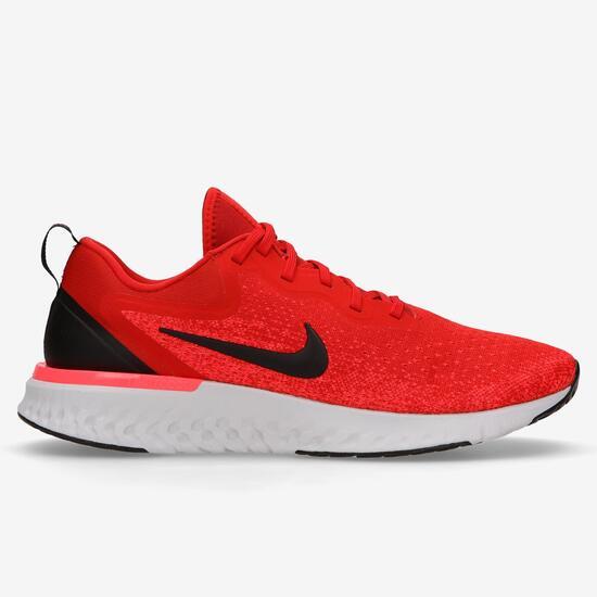 Nike Odyssey React rojo Masculino Zapatillas deportivas