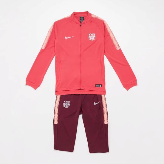 Chándal Barcelona C.F. Nike