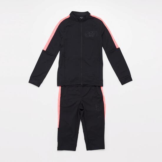Chándal Cr7 Nike - Negro - Chándal Niño  67c9aefc42b76