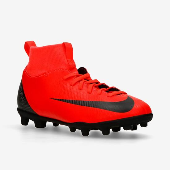 Nike Mercurial Cr7 MG Niño