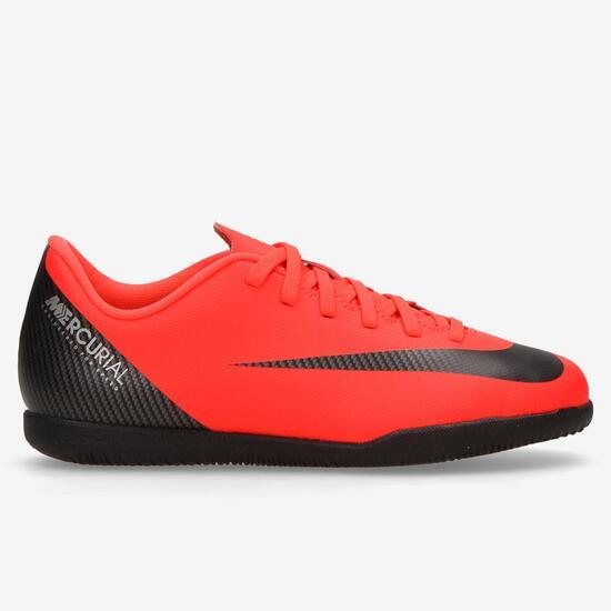 Botas Sala Rojo Nike Mercurial Cr7 Sprinter Niño Futbol wPqBXAxEB