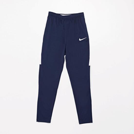 Nike Academy Junior - Azul-Blanco - Pantalón Chándal Chico  6a55bf2feefb