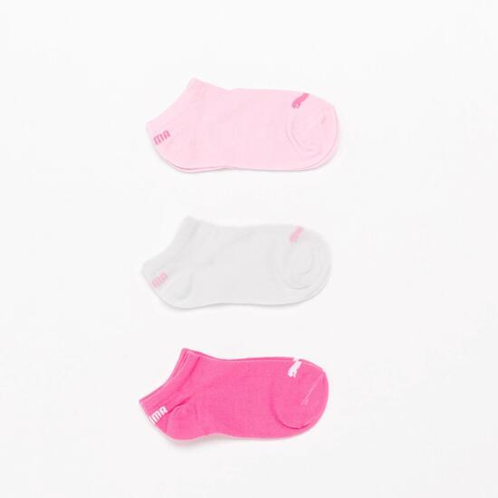 Calcetines Invisibles Puma Junior