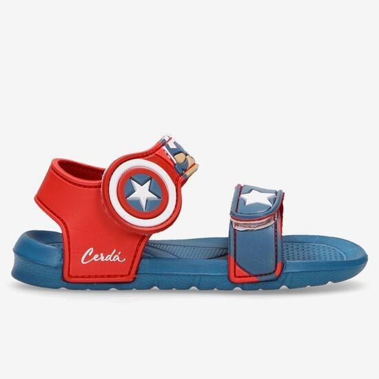 Sandalias Capitán América