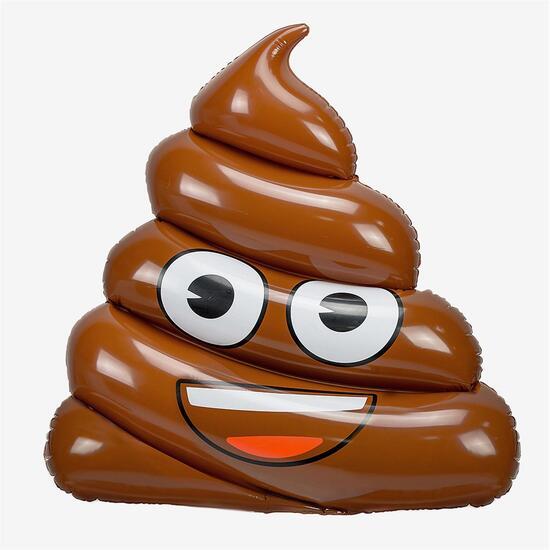 Colchoneta Emoji Caca