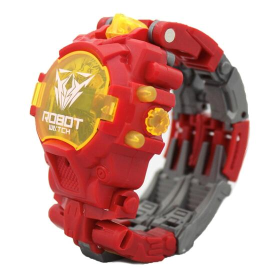 Reloj Robot Silver Niño