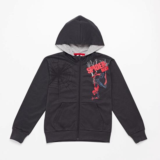 Sudadera Capucha Spiderman