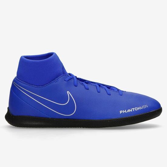 Nike Phantom Vision Sala - Azul - Botas Fútbol  000bb755a76e5