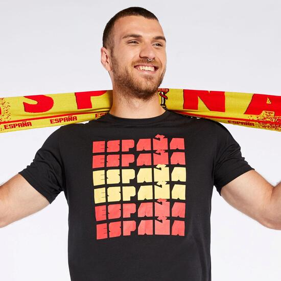 Camiseta España Mundial Team Quest
