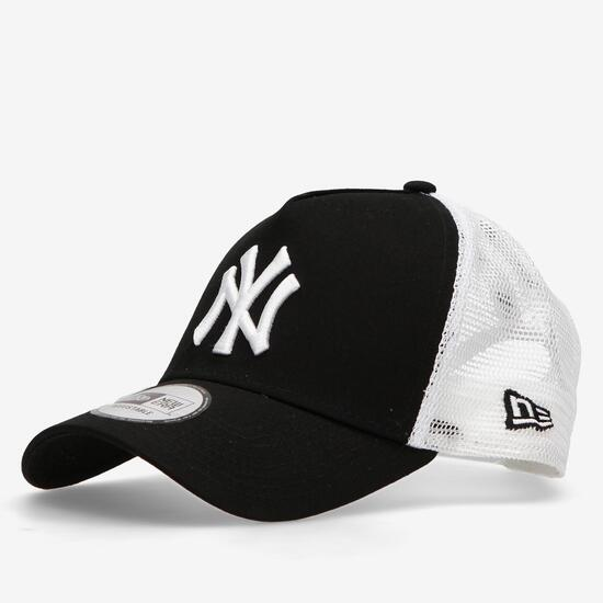 New Era Yankees Trucker