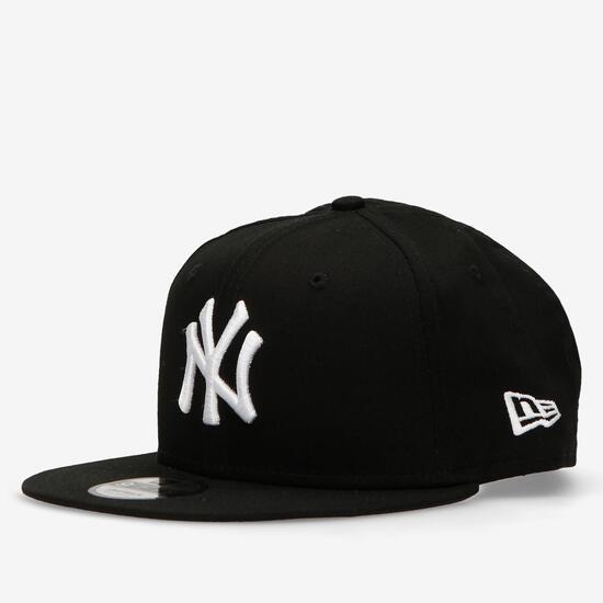 New Era NY Yankees - Negro - Gorra Plato Hombre  92293e3a653